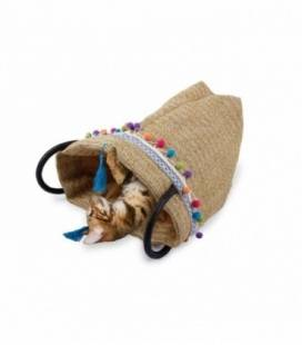 All For Paws Scao Bolso crujiente Whisker Fiesta 47,5x65x4cm