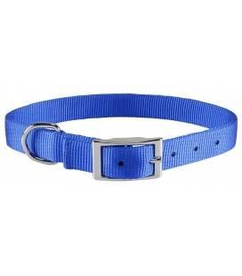 Correa y Collar Ajustable Nylon Azul AVENUE