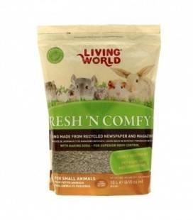 Lecho Sanitario de papel Fresh & Comfy Living World