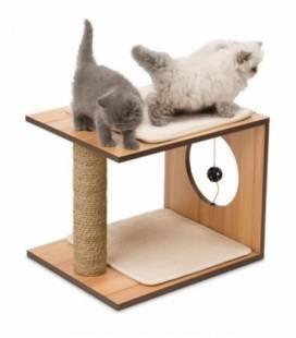 Mueble Taburete Rascador para Gatos V-Stool Vesper