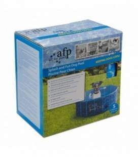 All For Paws Piscina Plegable para Perros Chill Out