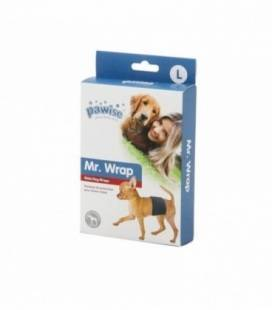Mr Wrap Pañal fajín para perros machos