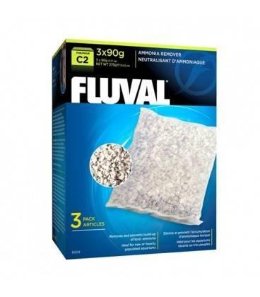 Carga Eliminador de Amoniaco para Filtro Mochila Fluval C