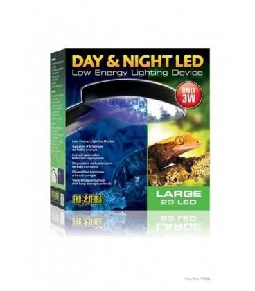 Pantalla Iluminación Led Day & Night
