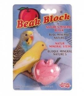 Bloque Mineral para Pájaros LIVINGWORLD