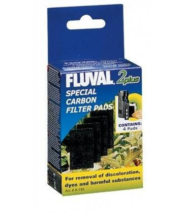 Carbón Para Filtro Interno FLUVAL plus