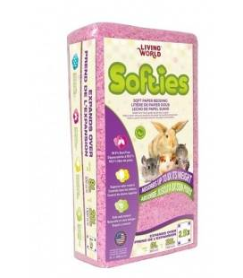 Lecho Sanitario Papel Suave SOFTIES 8 l