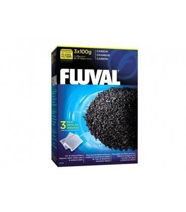 Carbón Activado para Filtros Externos Fluval