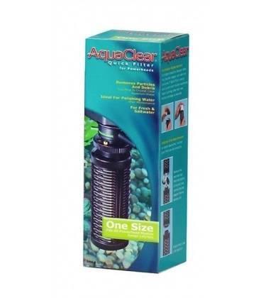 Filtro Rápido Para POWER HEAD AquaClear