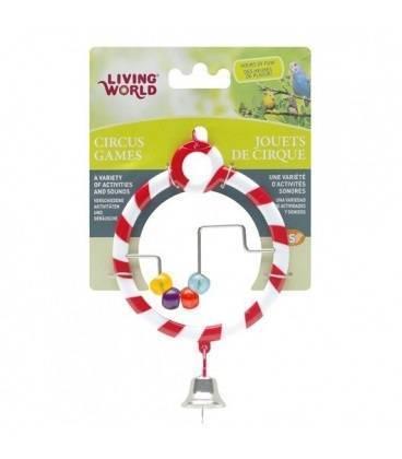 Juguetes Circus para pájaros LIVING WORLD