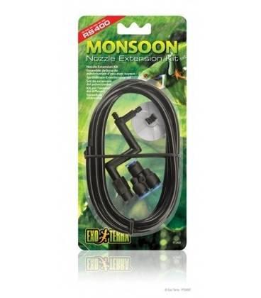Accesorios Monsoon EXOTERRA