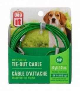 Dogit Cable Exterior Plastificado