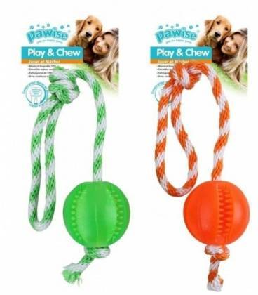 Pawise Juguetes Play & Chew