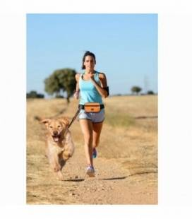 All For Paws Correa de Jogging con Bolso OutDoor