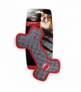 All For Paws Juguete Mighty Rex con Tela Balistica