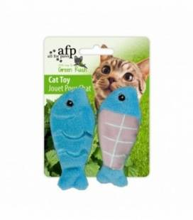 All For Paws Juguetes Para Gatos Green Rush Catnip Animales