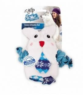 All For Paws Peluche Snowy & Knotty Snow World