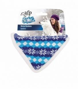 All For Paws Bandanas de Invierno Snow World