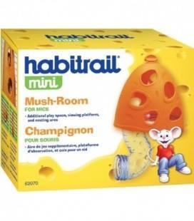 Refugio Hongo Habitrail Mini