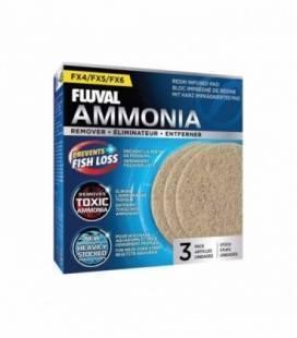 Almohadillas Filtrantes Químicas para Fluval FX