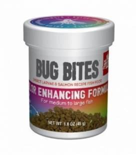 Fluval Bug Bites Gránulos Formula Realzador Color