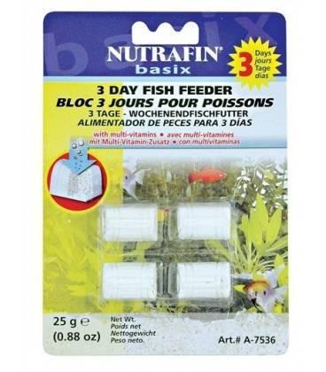 Comida para Vacaciones 3 Días NUTRAFIN Basix