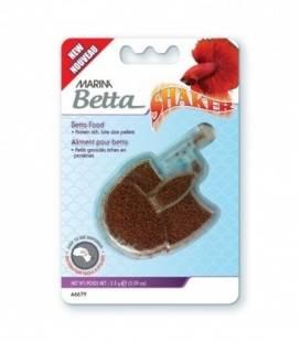 Alimento Betta Shaker Bolitas 2,5 g MARINA