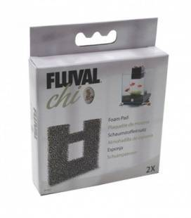 CARGA 2Pc FOAMEX FLUVAL CHI