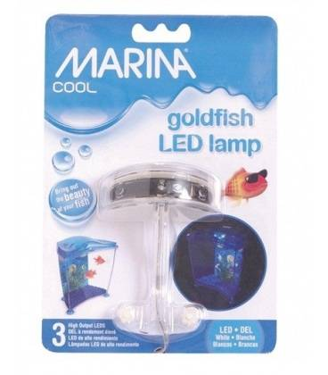 Luces LED para Acuario Goldfish Kit Marina