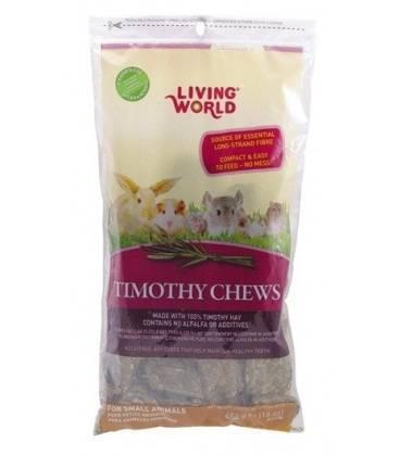 Timothy Chews 454g Living World