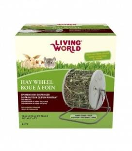 Rueda Dispensadora de Heno LIVING WORLD
