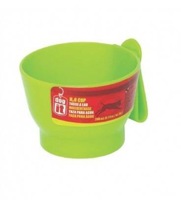 Expositor 24 Taza Bebedero H2O Roscable 200 ml DOGIT