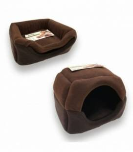 Pawise Cuna 2 en 1 Pop Tent para Gatos