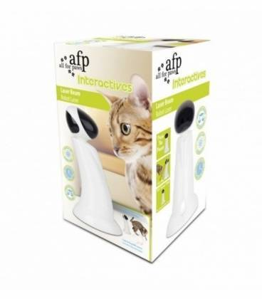All For Paws Juguete Interactivo Rayo Laser para Gatos