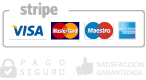 Stripe Pago con tarjeta Tiendacuarios