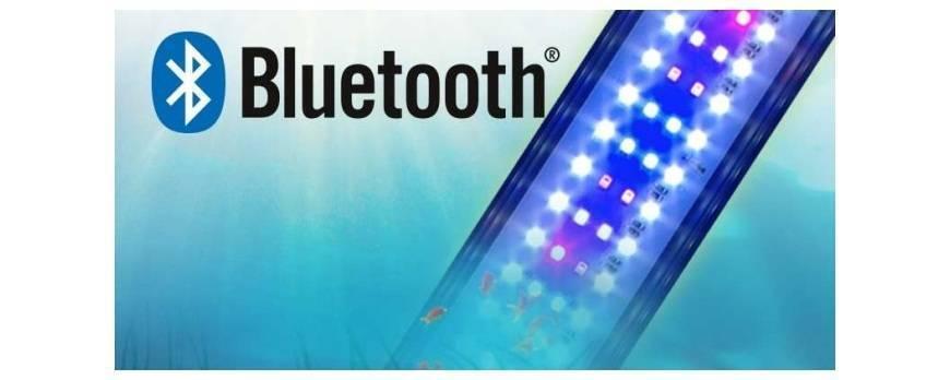 La domótica ha llegado a tu acuario: Nuevas pantallas LED para acuarios controladas con Bluetooth